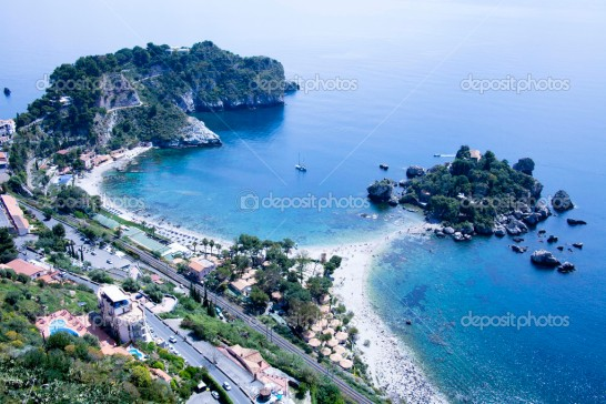 depositphotos_10482873-Taormina-beach-with-isola-bella